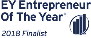 Entrepreneur of the Year - Ernst & Young Finalist